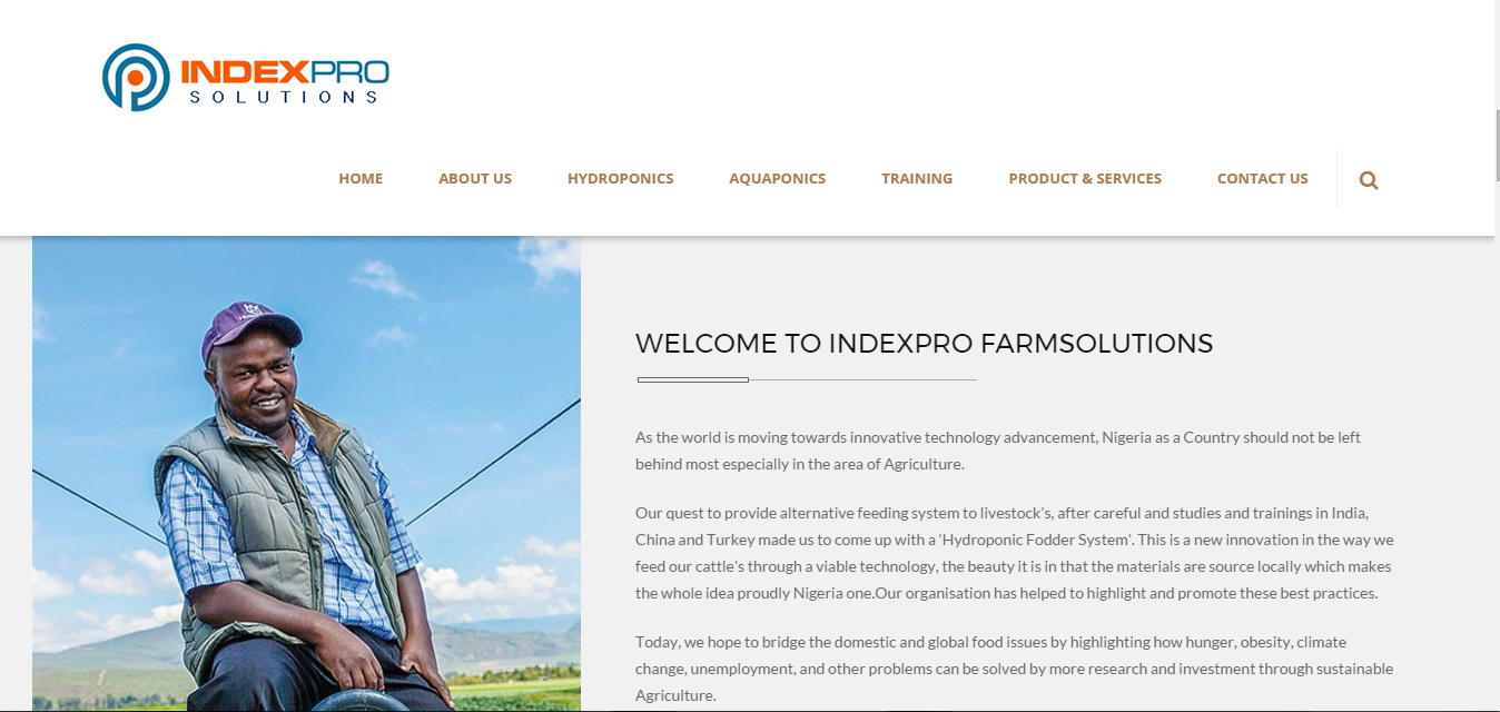 Indexpro Agric Solutions