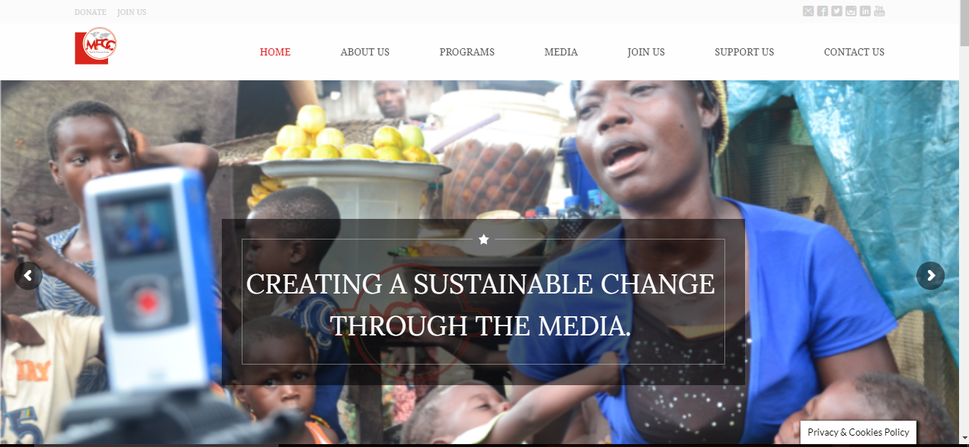 Media For Community Change