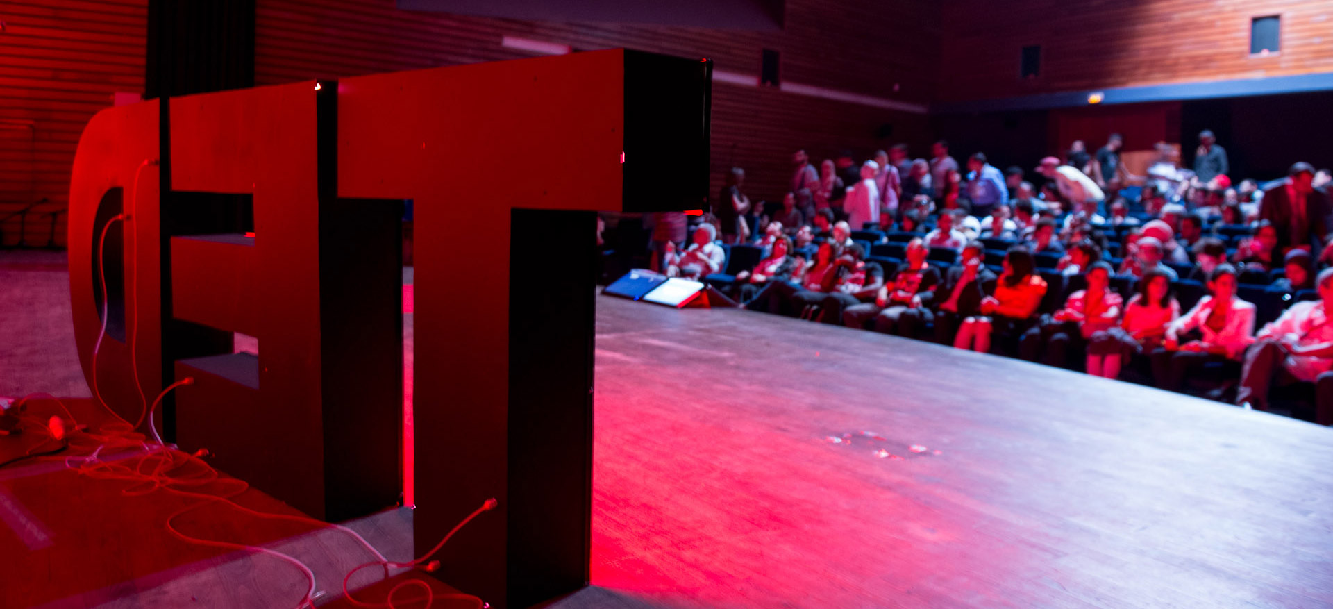 TED TALKS: INSPIRATION WHEN STARTING A NEW BUSINESS