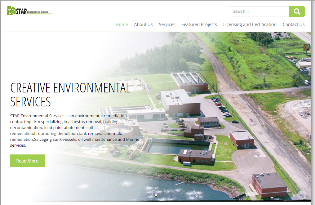 STAR ENVIRONMENTAL SERVICES